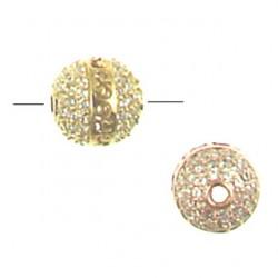 Brass Ball-br-cz138