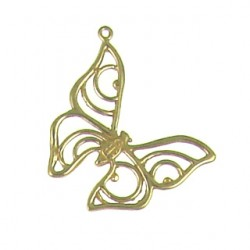 Brass Butterfly-11988-br