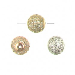 CZ123 Beads
