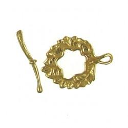 Brass Leaf Toggle 12035 br
