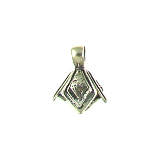 Sterling silver Bail 11782 ss