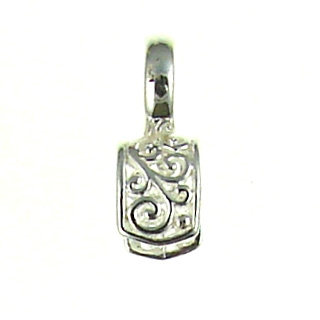 Sterling silver Bail 95-0234