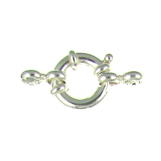 Sterling silver Bolt-Ring-32464D