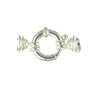 Sterling silver Bolt-Ring-with-Cap-32473