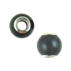 sterling silver black color 90-0016 ssb
