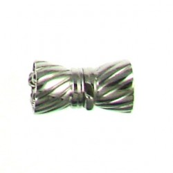 sterling silver bow clasp rcl-124