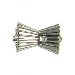sterling silver  bow clasp rcl-451