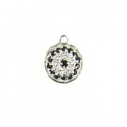 sterling silver coin charm 95-2248 ss