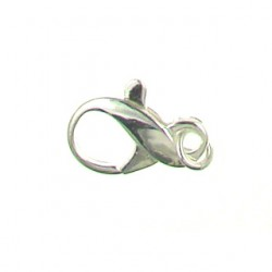 sterling silver figure-8-lobster-ss-l101