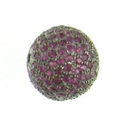 pink sapphire ss-p106