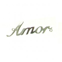 sterling silver Amor 95-2599 ss