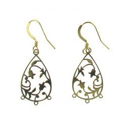 Chandelier earring findings product categories lanshang corp drop chandelier aloadofball Images