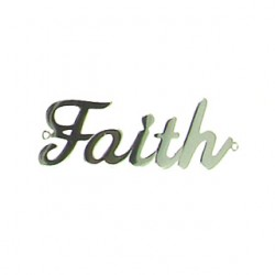 sterling silver faith-95-2592-ss