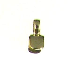 vermeil plain bail 95-0075 v
