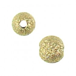 gold filled stardust ball gf-b101