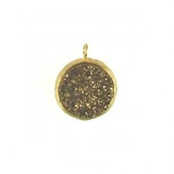 vermeil gold coin v-dr102
