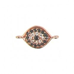 rose gold color vermeil marquee 95-2247 rg