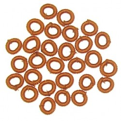 Chinese knot 7mm donut ck-p133