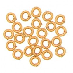 Chinese knot 7mm donut ck-p134