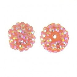 polymer ball light orange pb-p114