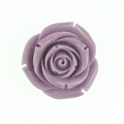 polymer rose lt purple ro-p102