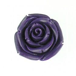 polymer rose purple ro-p103