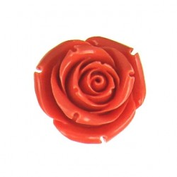 polymer rose salmon color as-p124
