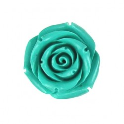 polymer rose turquoise as-p123