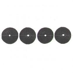 donut black imitation lava blil-f106