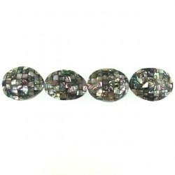 abalone nugget mosaic aba-f118