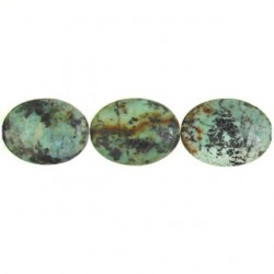 african turquoise oval aft-f107
