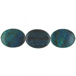 oval azurite az-f105