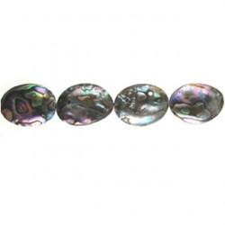 abalone oval puff aba-f104
