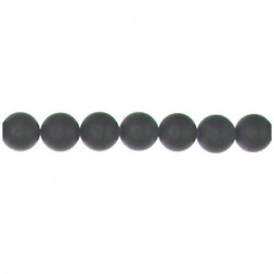 round black onyx frosted bof-100