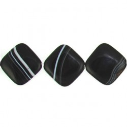 square black dream agate bda-f110