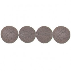 coin brown imitation lava bril-f103