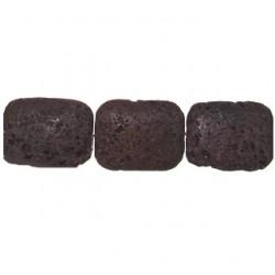 recatngle brown lava bwl-f102