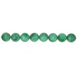 round candy jade green cjg-f101