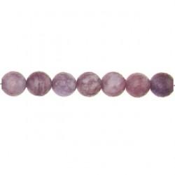 round candy jade purple cjp-f101