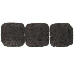 square brown lava bwl-f103