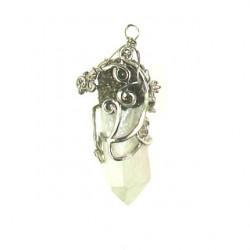 Clear-quartz-pendant-
