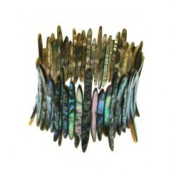 abalone bracelet br-130