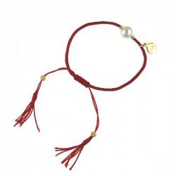 FWP Macrame Bracelet - Love