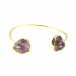 GP Amethyst Bangle