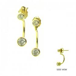 102214O V Earring