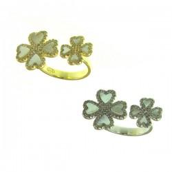 120214-2 Flower Ring