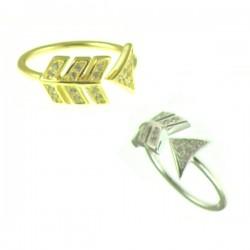 Arrow Adjustable Ring