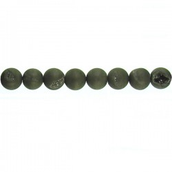 Matt Drusy Round Beads