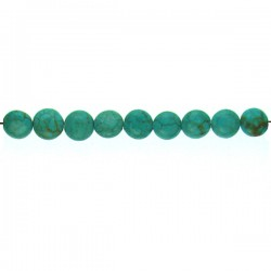 Rect Turquoise Coin