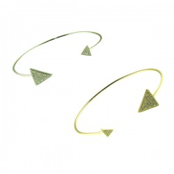 14-1812 Triangle Bangle